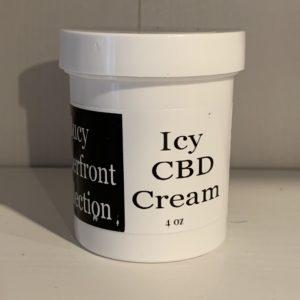 Icy CBD Cream
