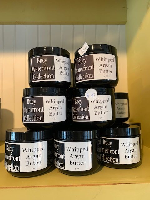 Whipped Argon Butter