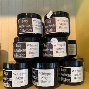 Whipped Argon Butter